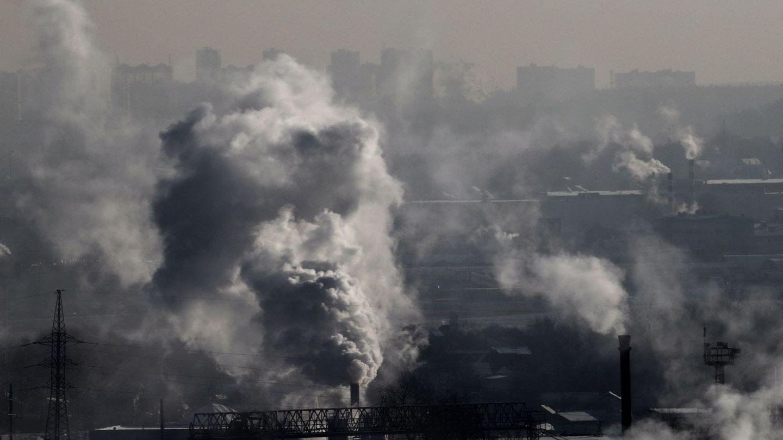 Las emisiones de gases con efecto invernadero siguen aumentando. (EFE)