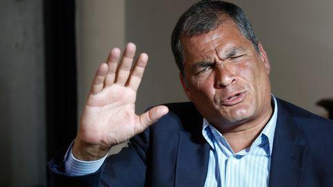 Ecuador rompe con Rafael Correa