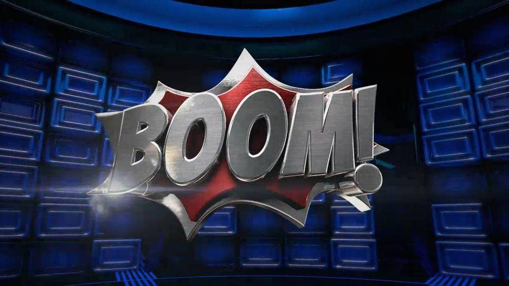 '¡Boom!' alcanza el codiciado 'Minuto de Oro' por primera vez en toda su historia