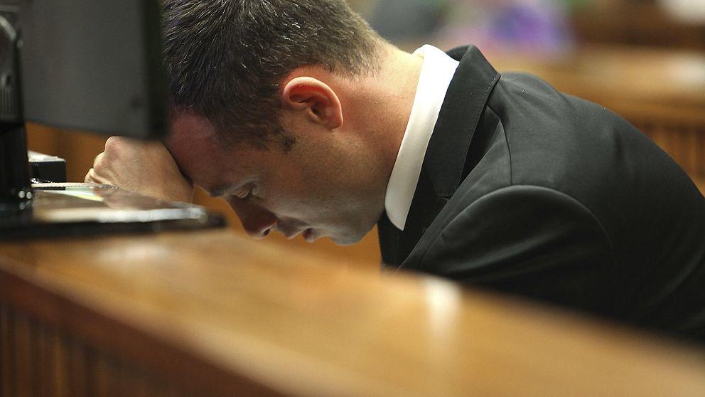 Pistorius, a prisión por un mínimo de 15 años