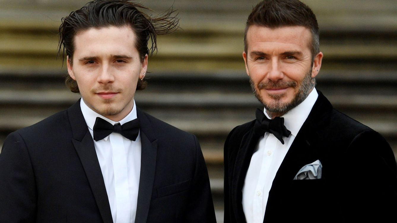 Brooklyn Beckham se hace viral por su última ocurrencia en Instagram