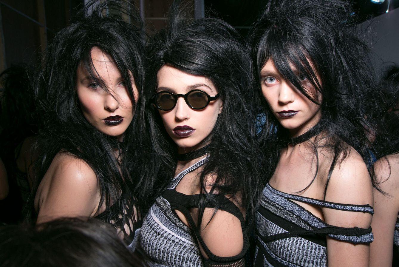 Belleza gótica: cómo conseguir un 'look' sexy, oscuro y provocador