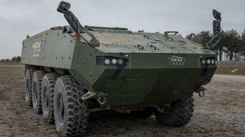Giro de Defensa en los 8x8: blindados europeos mejor que los de Santa Bárbara