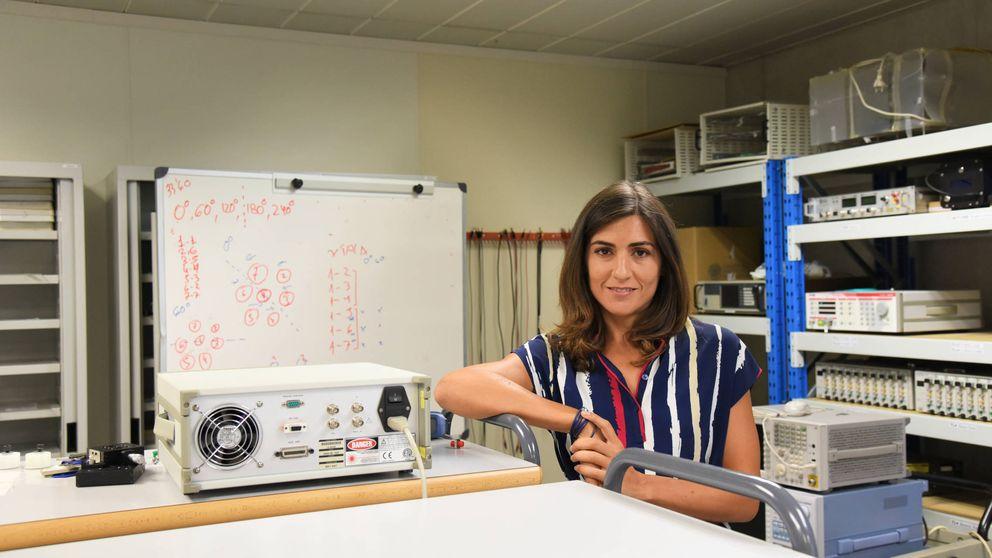 La ingeniera valenciana que está creando fibra óptica 'ultrarrápida' y barata