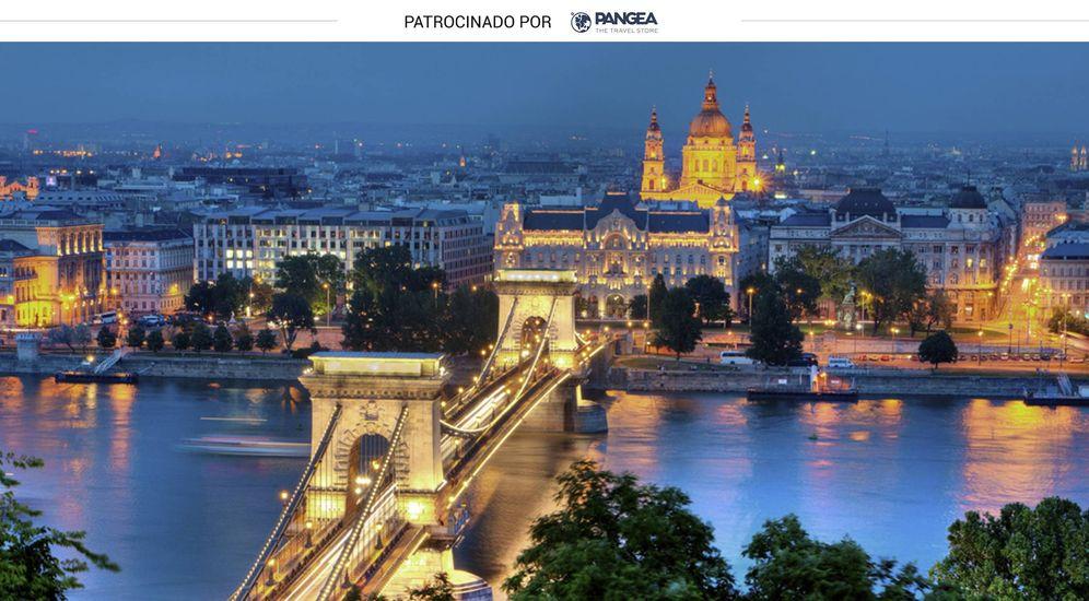 Foto: Panorámica de Budapest, Hungría. (iStock)