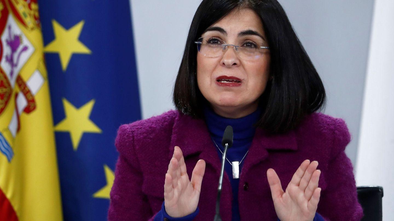 La ahora ministra de Sanidad, en una imagen reciente. (EFE)