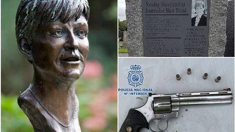 Detienen en Alicante a un criminal implicado en el caso de la periodista asesinada por narcos en Dublín