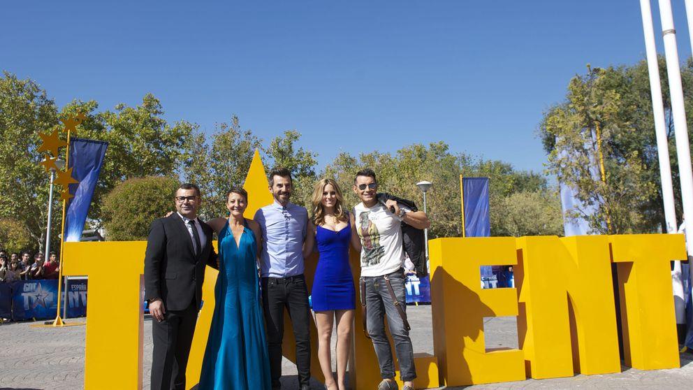'Got Talent' - Jorge Javier, Edurne, Jesús Vázquez y Eva H se visten de gala