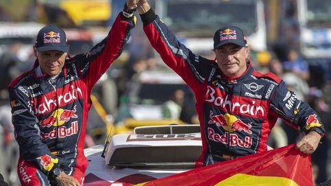 Anda, que si no es por ti.... Por qué Lucas Cruz es el copiloto perfecto para Carlos Sainz