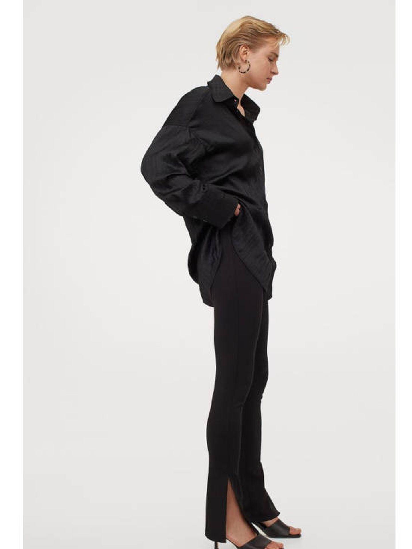 Los leggings de HyM. (Cortesía)