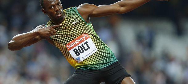 Foto: Usain Bolt, el gran favorito en las pruebas de 100 y 200 metros lisos