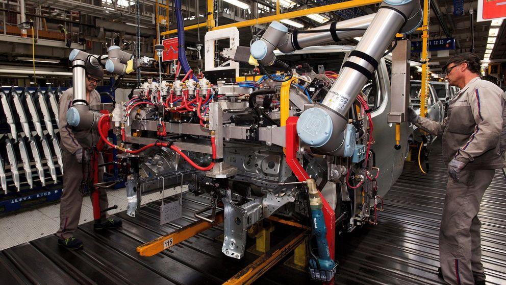 La producción industrial de Alemania sufre su mayor caída desde 2009