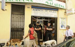 Guardia Civil detiene al extesorero de UGT-A por fraude de los cursos