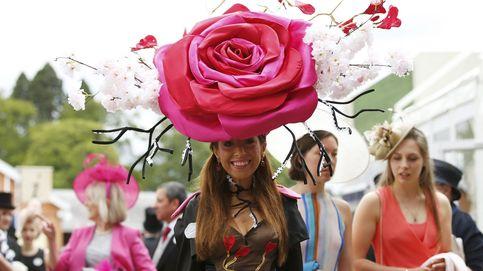 Tocados y sombreros: en las carreras de Ascot lo de menos son los caballos