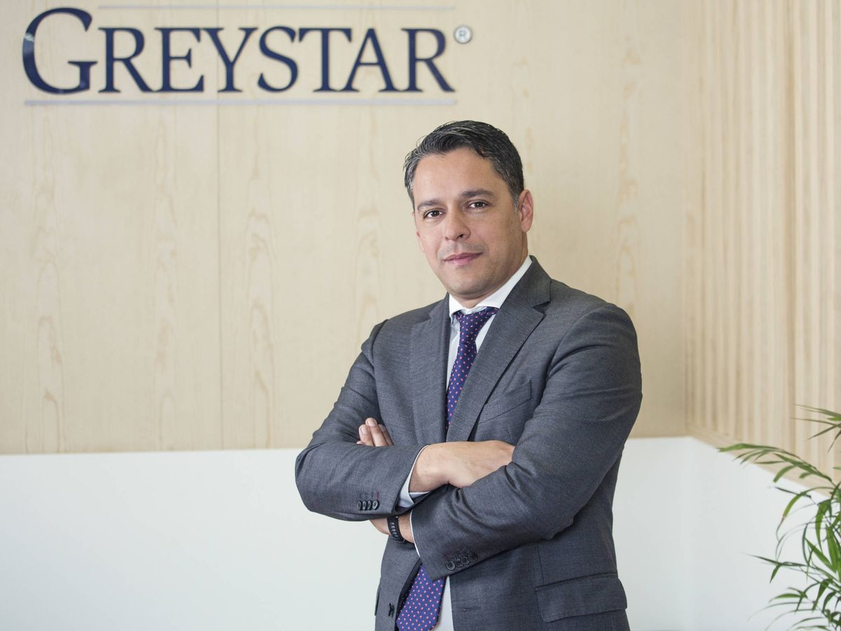 Foto: Juan Acosta, presidente de Greystar en España