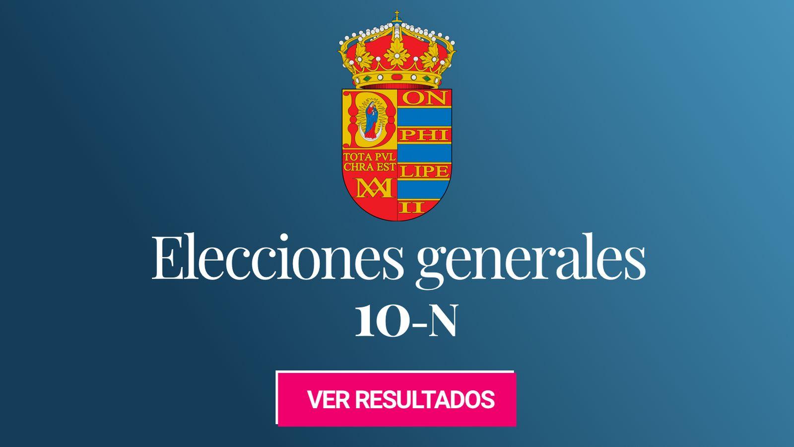 Foto: Elecciones generales 2019 en Móstoles. (C.C./EC)