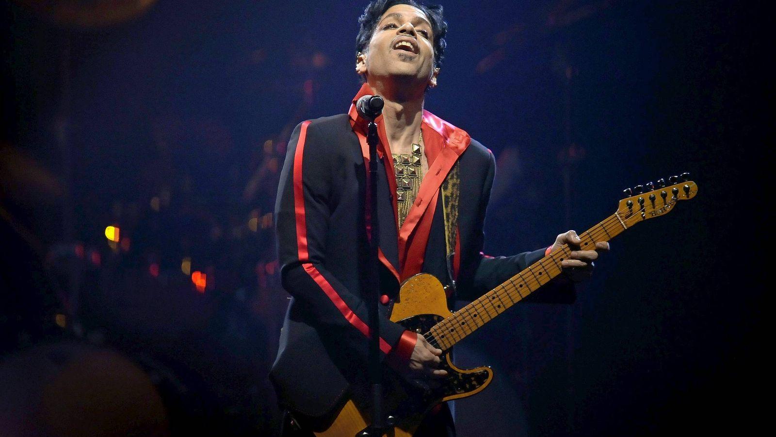 Foto: Prince (EFE)