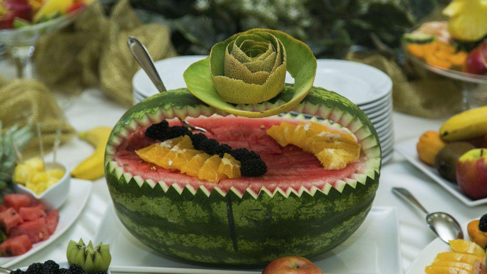 Foto: Probablemente el menú de la boda se parecía mucho a esto. (iStock)