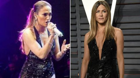 Jennifer Aniston contra Jennifer Lopez: enfrentadas por un vestido