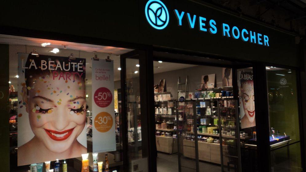 Foto: Una de las tiendas de Yves Rocher. (ErasmusOfParis, Wikipedia)