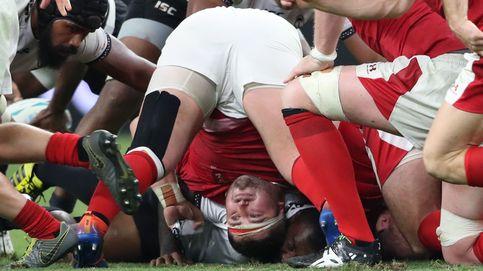 El ridículo del Mundial de rugby con el tifón y cómo podría dejar fuera a un grande
