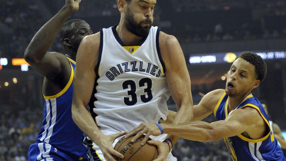 Curry aprovecha la falta de intensidad de los Grizzlies para empatar la serie