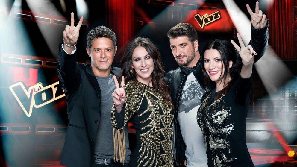 'La voz 3' arrasa con Laura Pausini, la 'revelación' en las redes sociales
