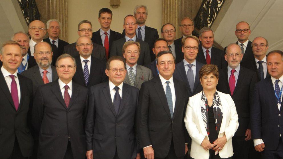 ¡Que este no es mi Banco Central Europeo, que me lo han cambiado!
