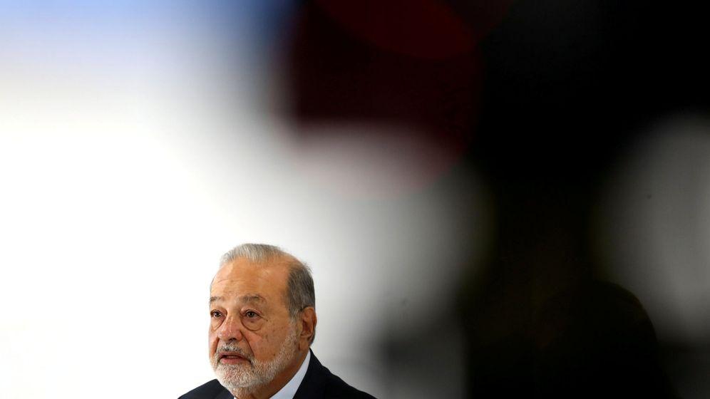 Foto: El magnate mexicano, Carlos Slim. (Reuters)