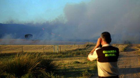 Controlado el incendio de Yerga, en La Rioja, tras quemar unas 360 hectáreas