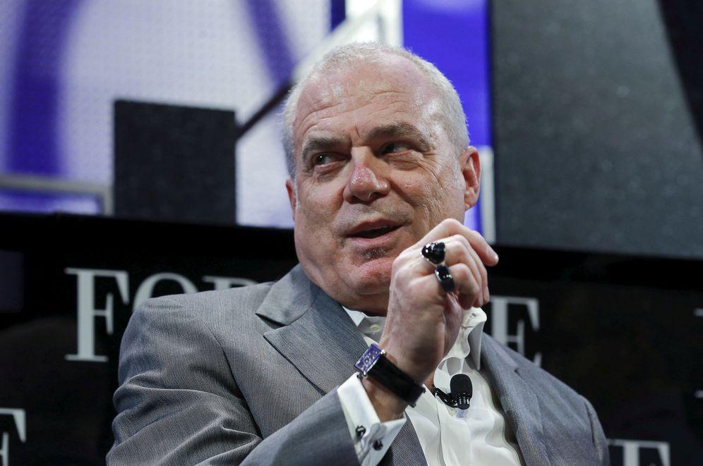 Foto: Mark Bertolini, CEO de Aetna. (Elijah Nouvelage/Reuters)