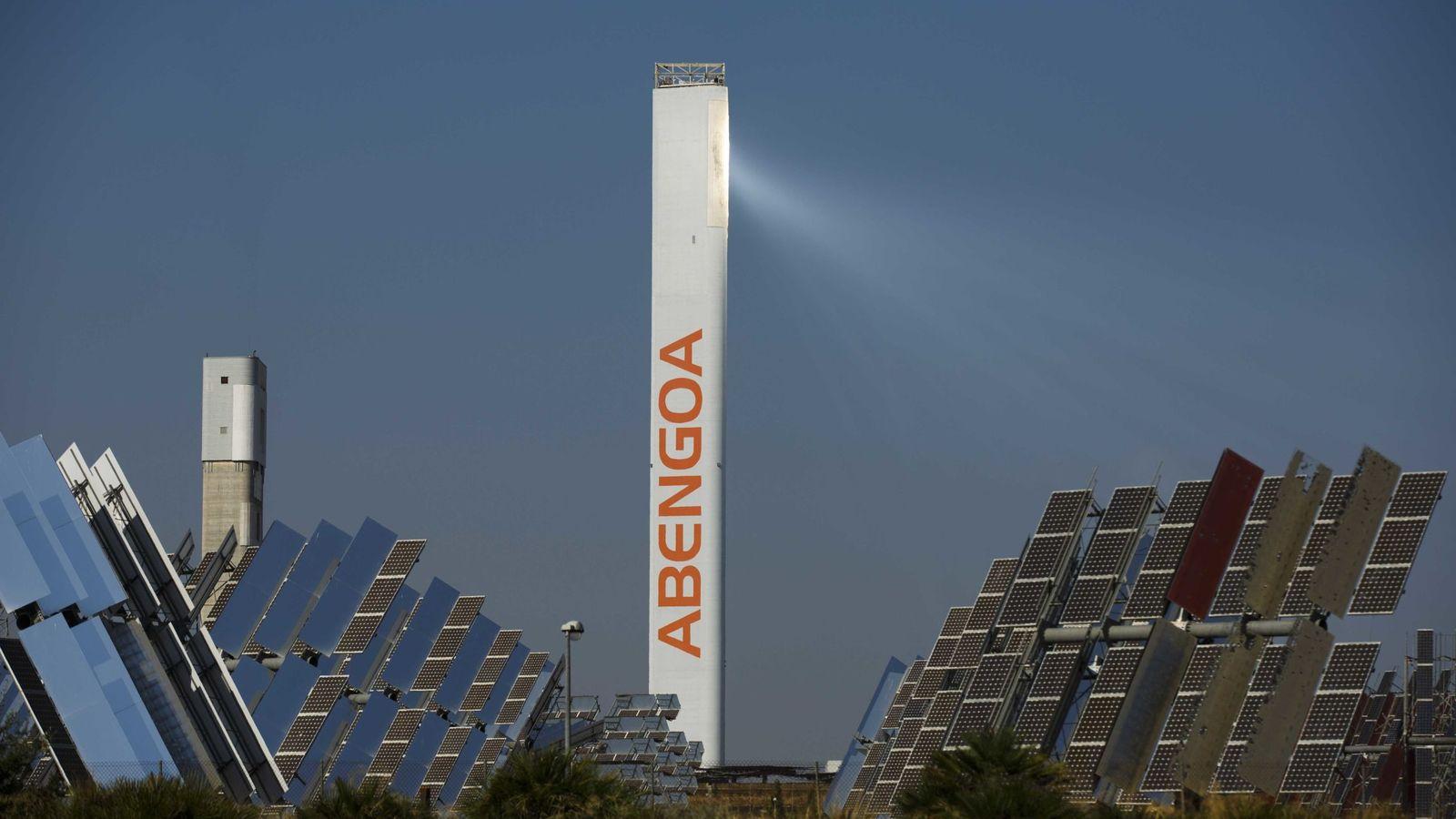 Foto: Una torre de Abengoa. (Reuters)