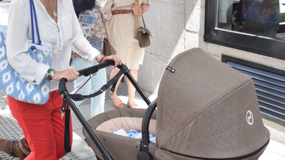 Primicia: El hijo de María Zurita recibe el alta después de dos meses hospitalizado