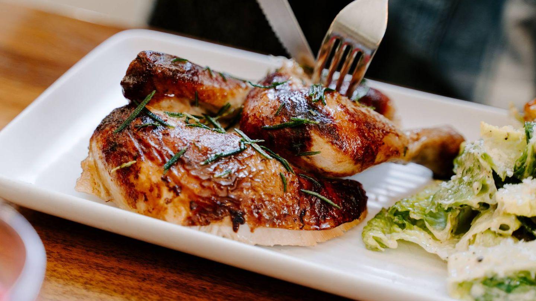 Comer rápido puede impedirte adelgazar. (Angela Bailey para Unsplash)
