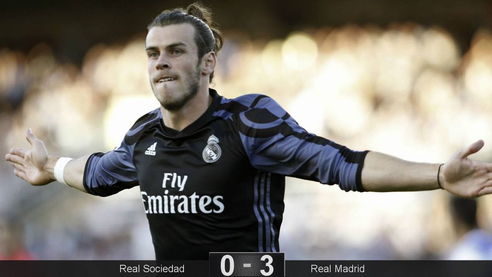 Asensio alumbra al Madrid y Bale golea para empezar la Liga como la acabaron