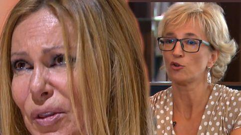 El momento más tenso de Ana Obregón con la prensa: la periodista pide perdón