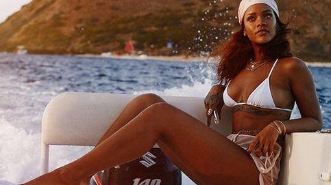 Instagram - Rihanna, una provocativa pescadora en las aguas de Honolulu
