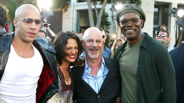Vin Diesel, Asia Argento, Rob Cohen Samuel L. Jackson. (Getty)