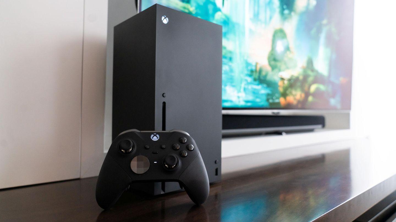 La nueva Xbox Series X. (Reuters)