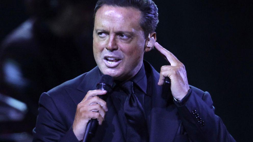 Luis Miguel cancela un concierto a los 15 minutos y se convierte en TT