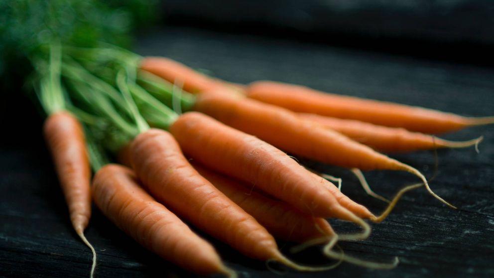 Las zanahorias te ponen moreno: ¿es mito o realidad?