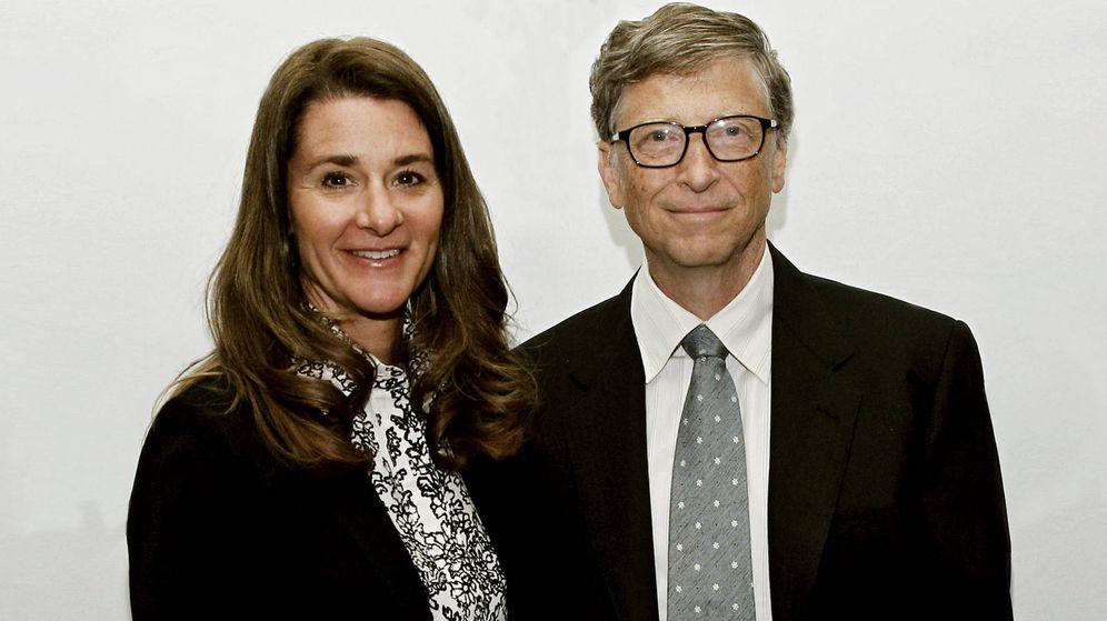 Foto:  Melinda y Bill Gates. (Getty)