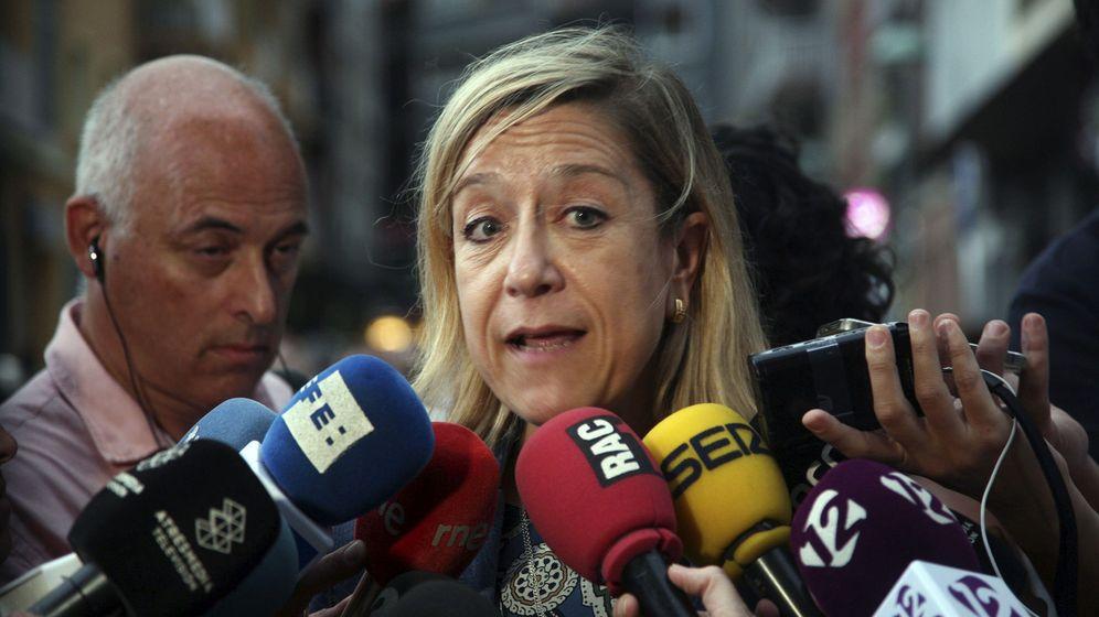 Foto:  La presidenta de la Asociación de Municipios por la Independencia y alcaldesa de Villanova i la Geltú, Neus Lloveras, es una de ellas. (Efe)