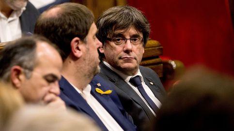 Puigdemont evita criticar a ERC porque Junqueras es vicepresidente