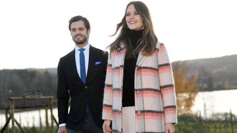 Carlos Felipe y Sofía de Suecia, el cuento de la princesa que no se convirtió en rana