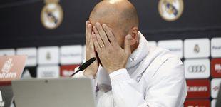 Post de Los motivos por los que Zidane no tiene por qué sufrir el desplome de Ancelotti