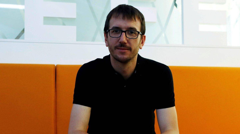 Héctor Tejero. (EFE)
