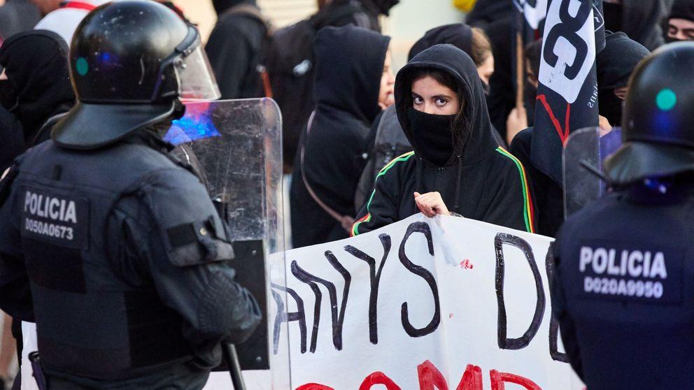 Los Mossos temen que las protestas por la sentencia les desborden por falta de efectivos