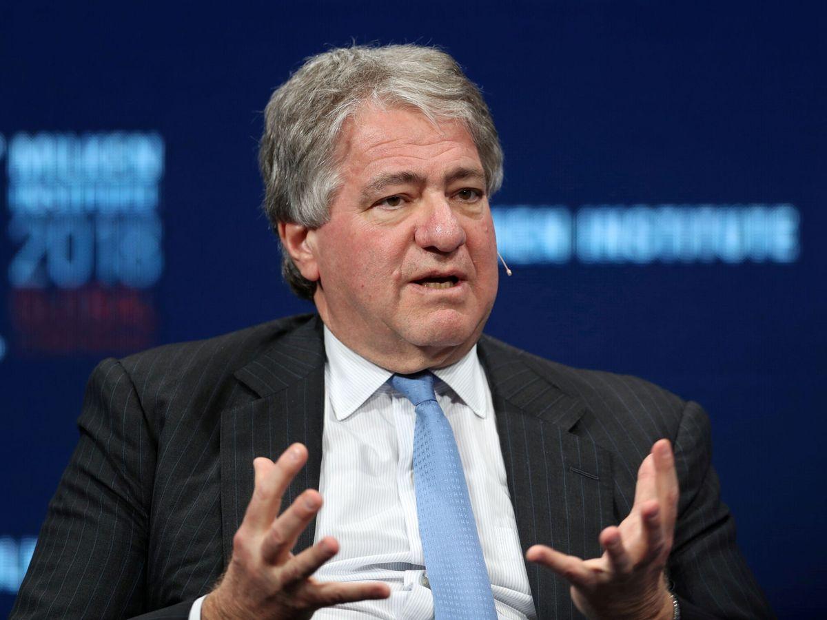 Foto: Leon Black, CEO de Apollo Global Management. (Reuters)