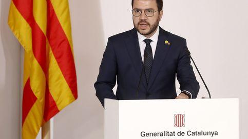Sectores de JxCAT abogan por hacer caer la Generalitat de Aragonès en un año